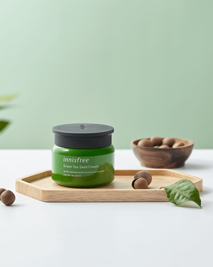 Green Tea Seed Cream 50ml - innisfree Malaysia Official Shop