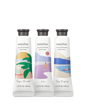 Jeju Life Perfumed Handcream 30ml - innisfree Malaysia Official Shop