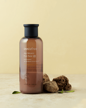 Jeju Volcanic Pore Toner 2X 200ml - innisfree Malaysia Official Shop