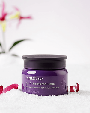 Jeju Orchid Intense Cream 50ml - innisfree Malaysia Official Shop