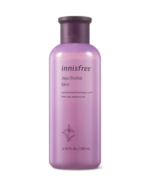 Jeju Orchid Skin 200ml - innisfree Malaysia Official Shop