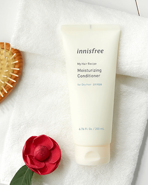 My Hair Recipe Moisturizing Conditioner [For Dry Hair] 200ml - innisfree Malaysia Official Shop