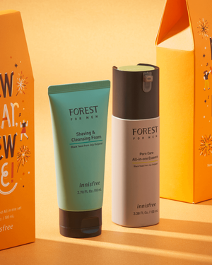 New Year Forest for Men All in One Set - innisfree Malaysia Official Shop