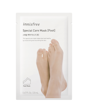 Special Care Mask - Foot 20ml - innisfree Malaysia Official Shop