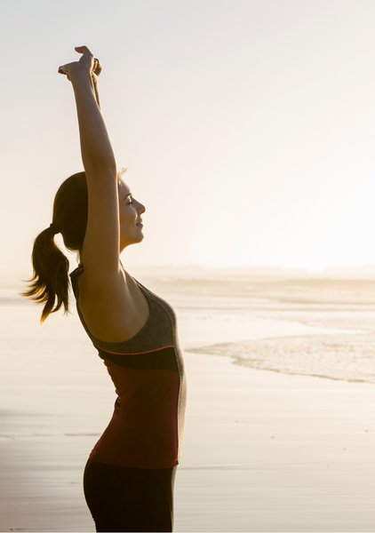 How to transition from winter to spring: wellness