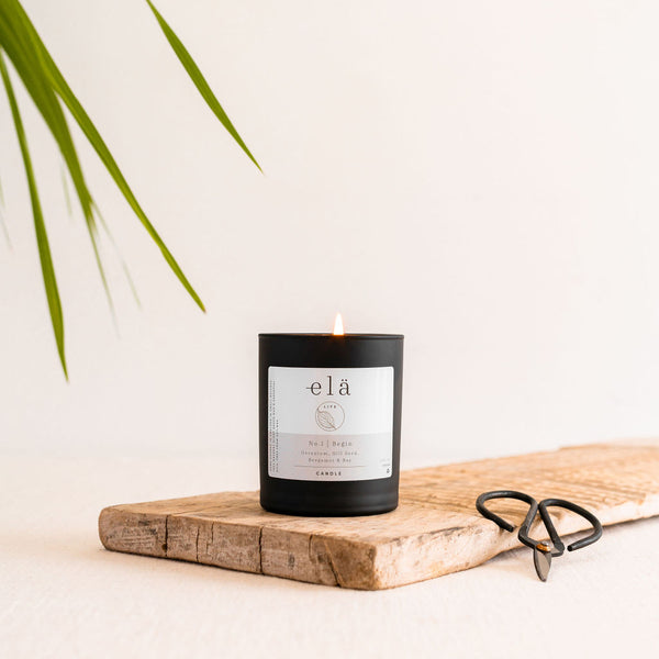 Begin No 1 Candle 200g