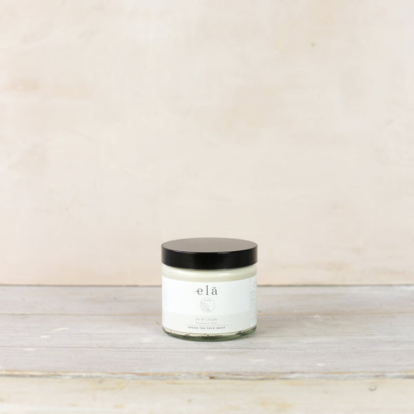 Nude No 0 Green Tea Face Mask