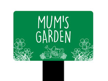 Load image into Gallery viewer, Garden Sign (Mum, Grandma, Nana) (Pink or Green)