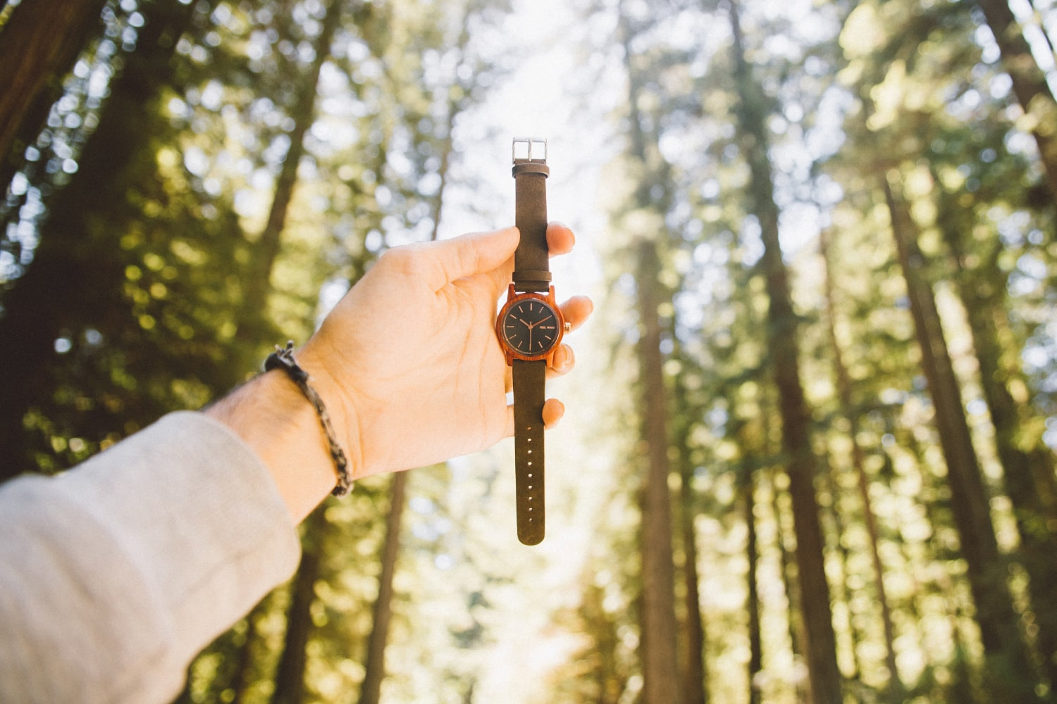 Feel Wood Watches