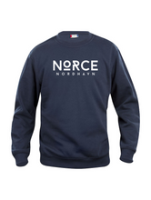 Indlæs billede til gallerivisning Norce Sweatshirt - Dark Navy