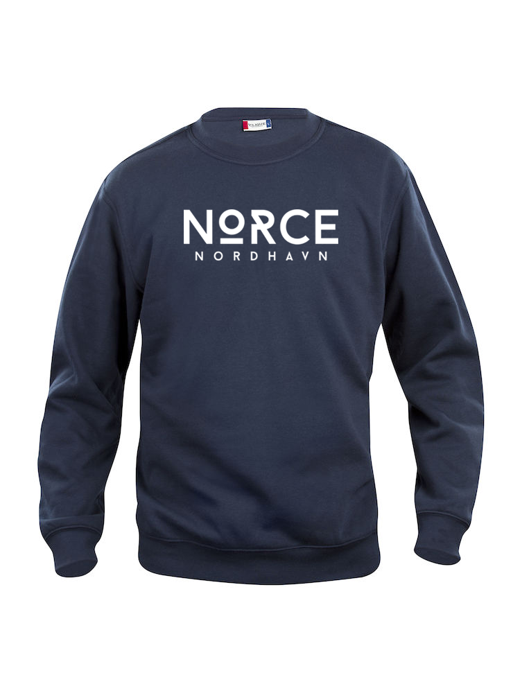 Norce Sweatshirt - Dark Navy