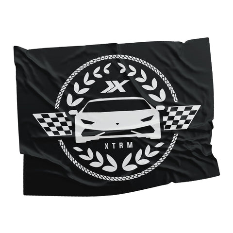 XTRM Club Throw Blanket