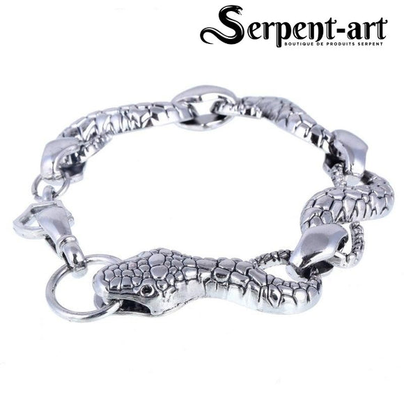 Collection Bracelets Serpent tradition
