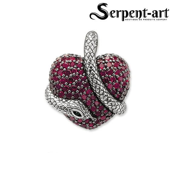 Collier serpent eden