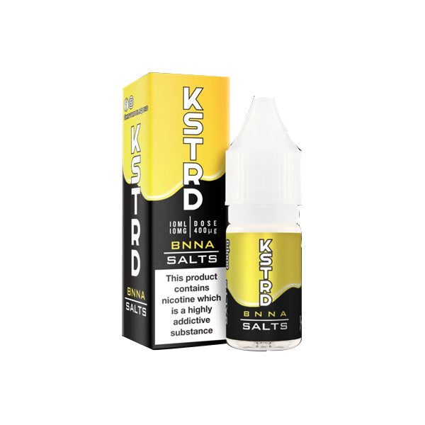 10mg KSTRD Nic Salts By Just Jam 10ml (50VG/50PG) - EzCloudz