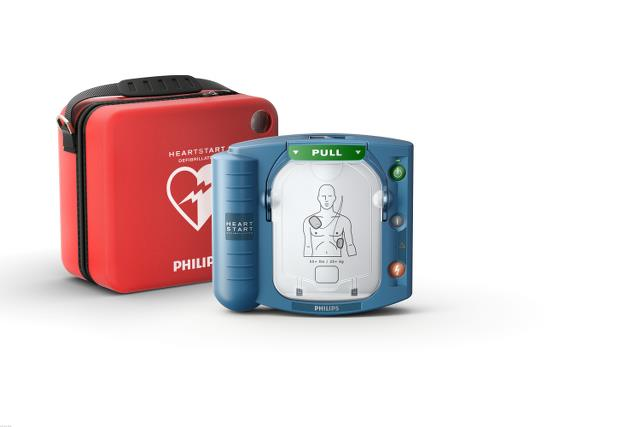 Automated-external-defibrillators---AED