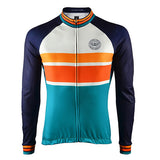 Victory Chimp Long Sleeve Thermal Cycling Jersey
