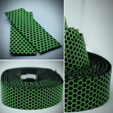 Green Tape With Hexagon Silicone Surface