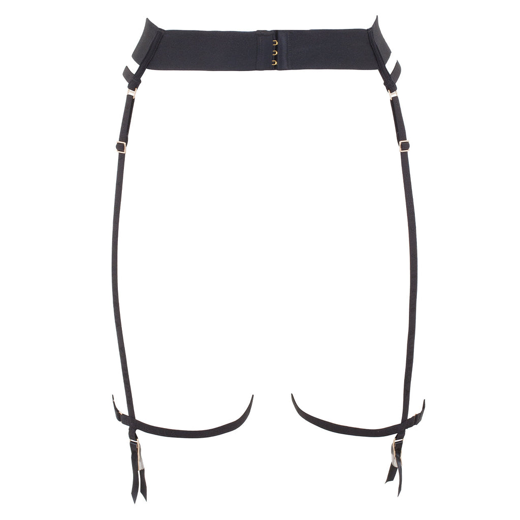 Hale Suspender Black