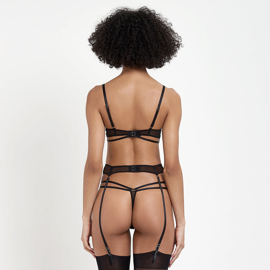 Isla Thong Black