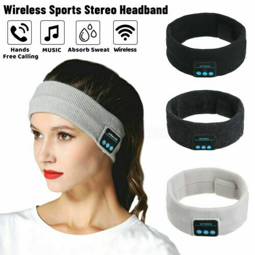 2020 New High-Quality Bluetooth Music Headband For Yoga!