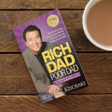 Rich Dad Poor Dad is the classic book to kickstart your thinking and make you more wealthly.