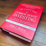 Enjoy this 10th anniversary edition of the famous Little Book of Common Sense Investing.