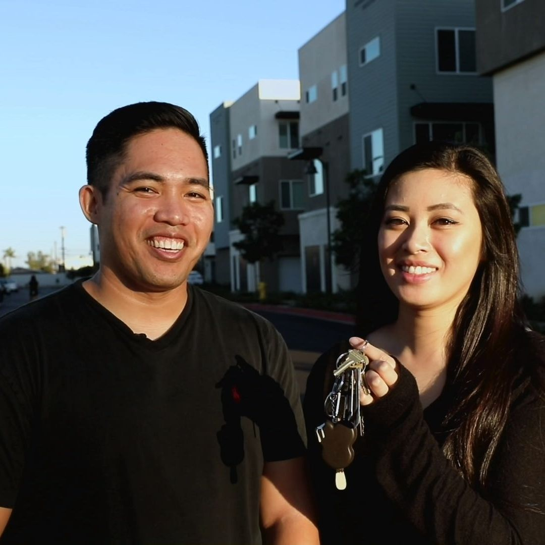 Ver Starr and Jenelle Yee Posing for CNBC's Millennial Money