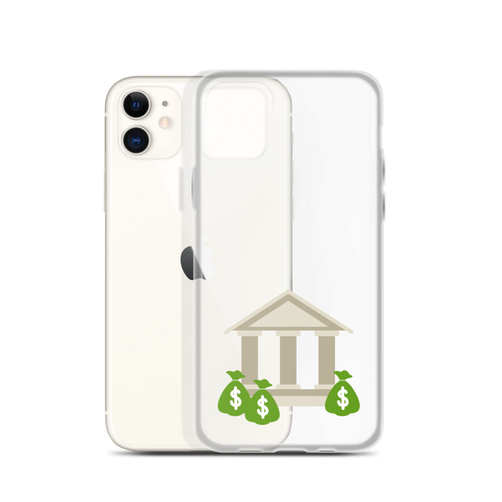 The Banker iPhone Case - Millennial Investments