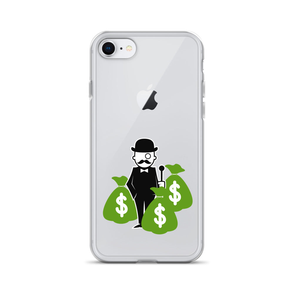 Park Place iPhone Case - Millennial Investments