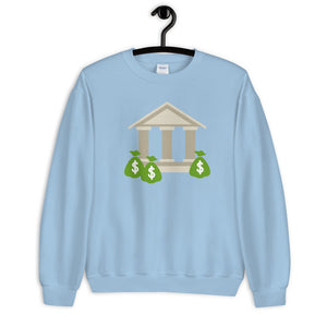 The Banker Sweater - Millennial Investments