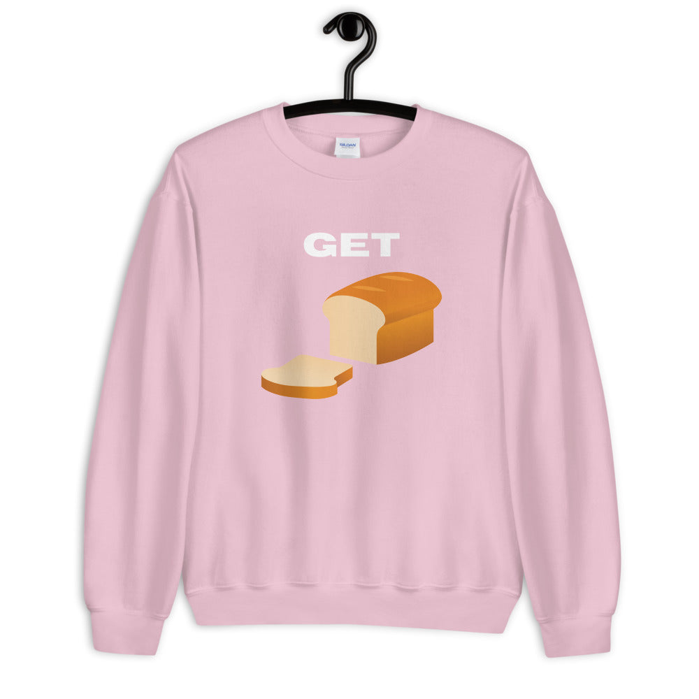 Get Bread Sweater - Millennial Investments