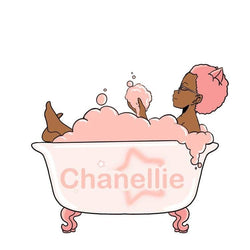 Have you heard the buzz about our Fun, Frilly and Fabulous Self-care? GREAT...You are now officially a Chanellie Kitten! Becoming a Chanellie Kitten means you must become selfish and consistent with your self-love and self-care!