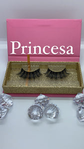 Princesa Mink Lash - She gives you that Latin flare.
