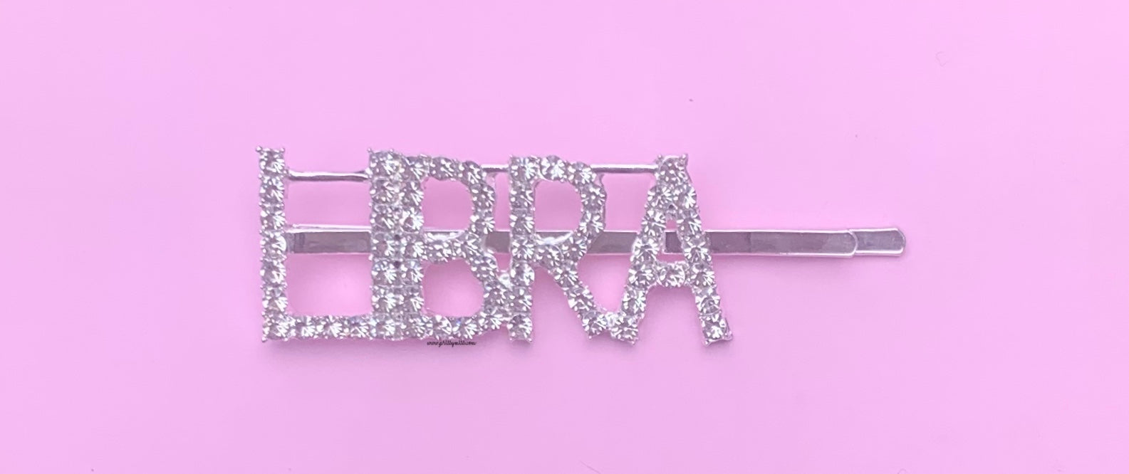 """What's Your Sign, Baby?"" Hair Pin in Libra"