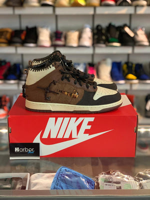 Load image into Gallery viewer, Nike Dunk High x Bodega Fauna Brown 10.5