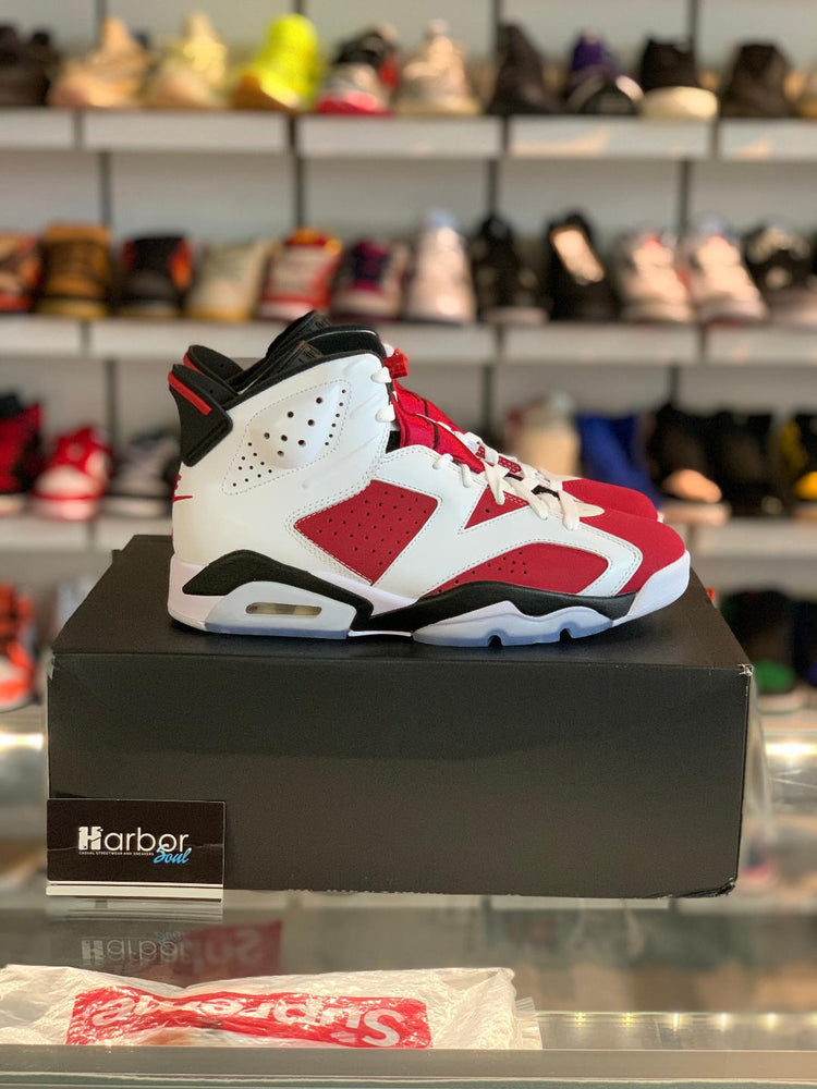 Load image into Gallery viewer, Jordan 6 Carmine (2021)