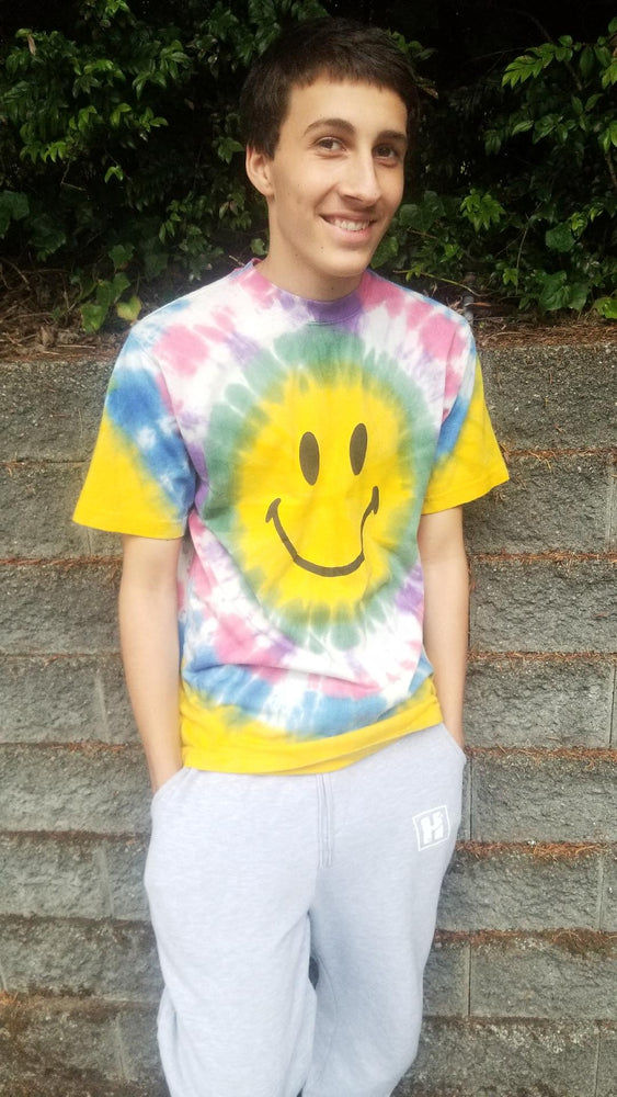 Chinatown Market X Smiley Tie Dye Tee