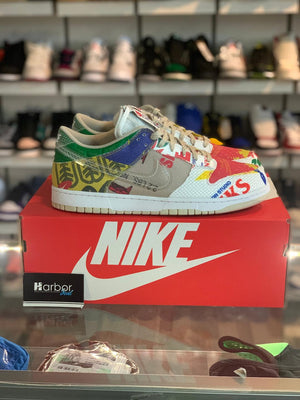 Load image into Gallery viewer, Nike Dunk Low City Market 13M