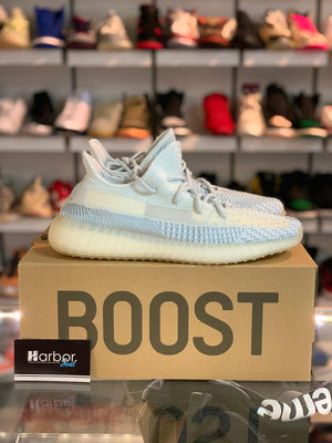 Load image into Gallery viewer, adidas Yeezy 350 V2 Cloud White (NR) 10M Used
