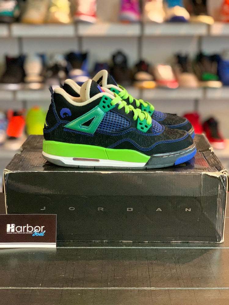 Jordan 4 Retro Doernbecher (GS) 4Y