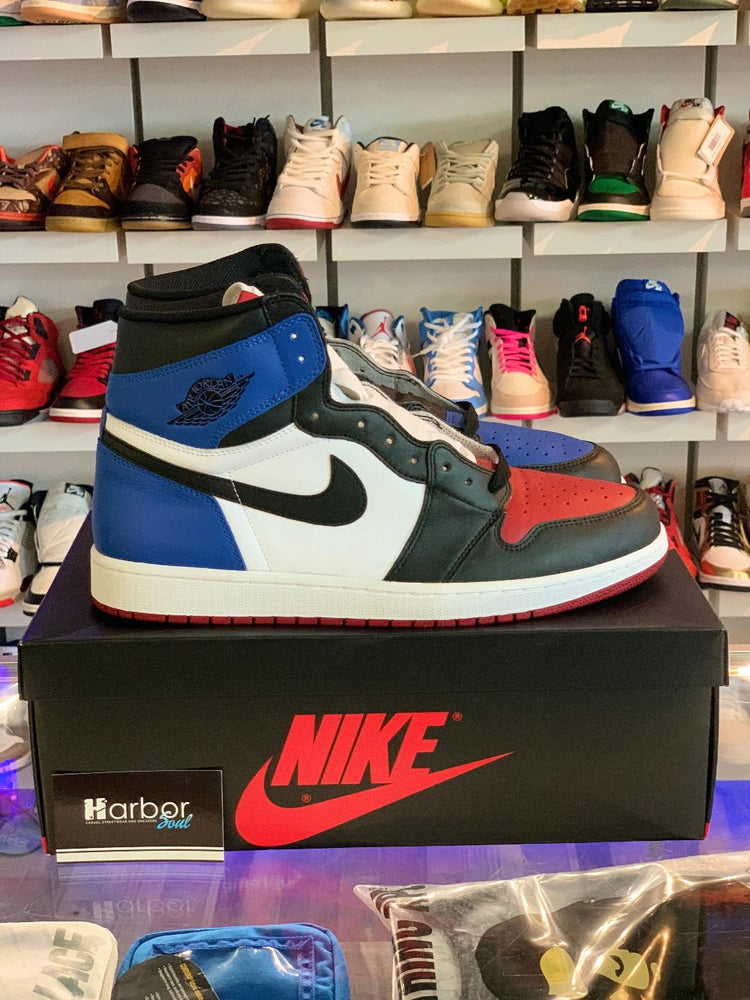 Jordan 1 High Top 3 Preowned 13M