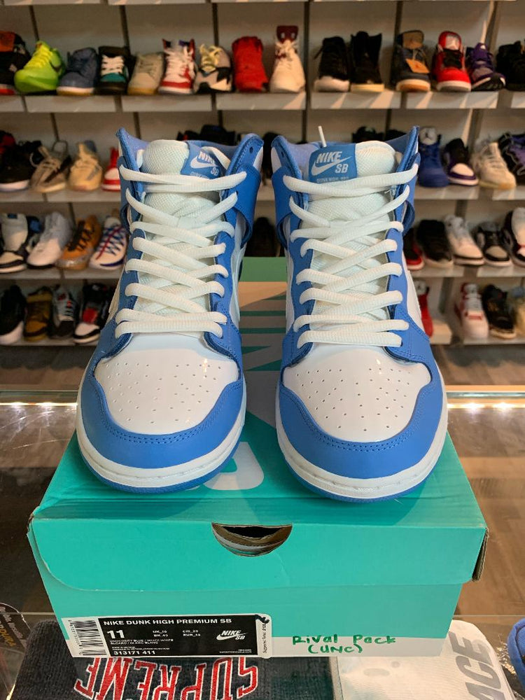 Load image into Gallery viewer, Nike SB Dunk High Rivalry 11M