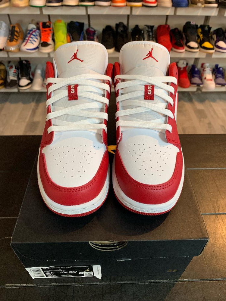 Load image into Gallery viewer, Jordan 1 Low Gym Red