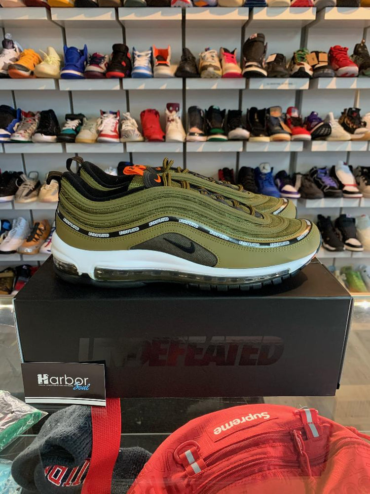 Load image into Gallery viewer, Nike Air Max 97 Undefeated Militia Green