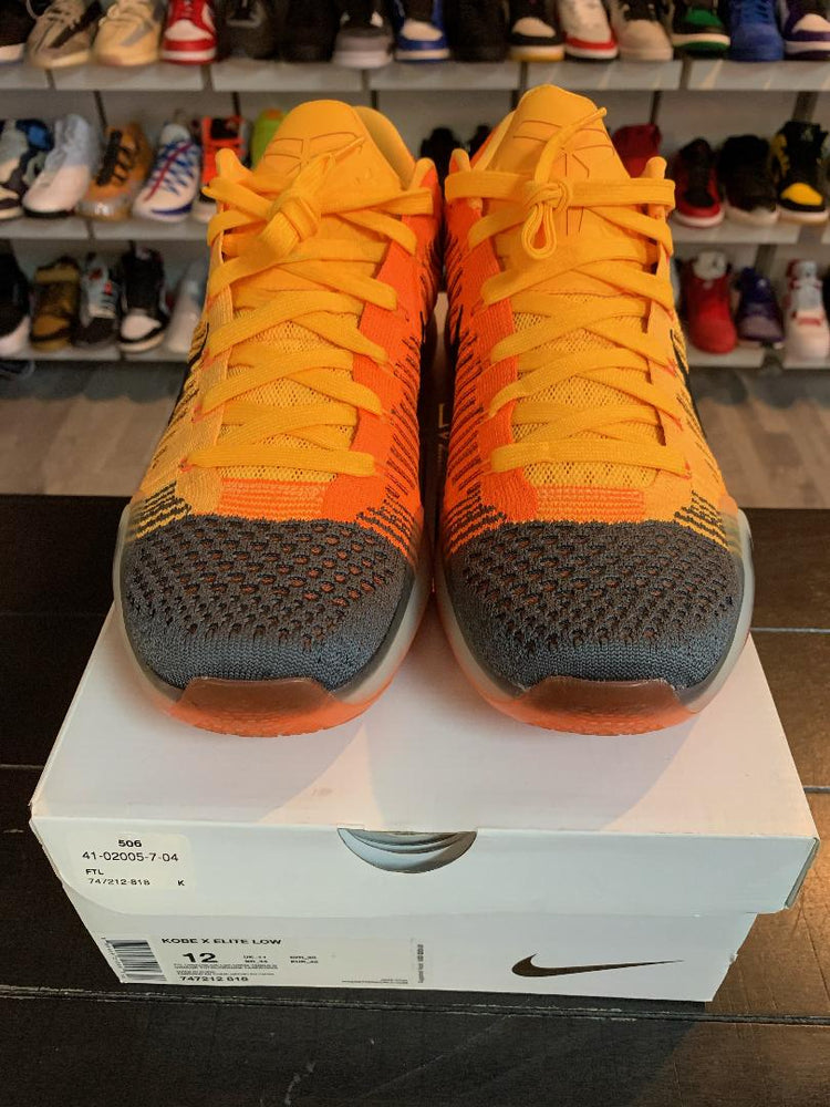 Load image into Gallery viewer, Nike Kobe 10 Elite Chester 12M