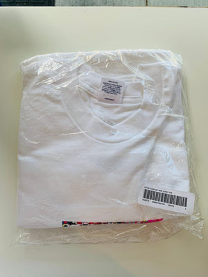 Load image into Gallery viewer, Supreme Takashi Murakami COVID-19 Relief Box Logo Tee White