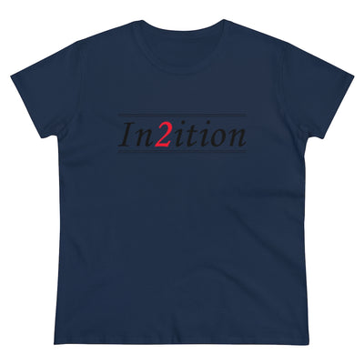 In2ition Women's Heavy Cotton Tee
