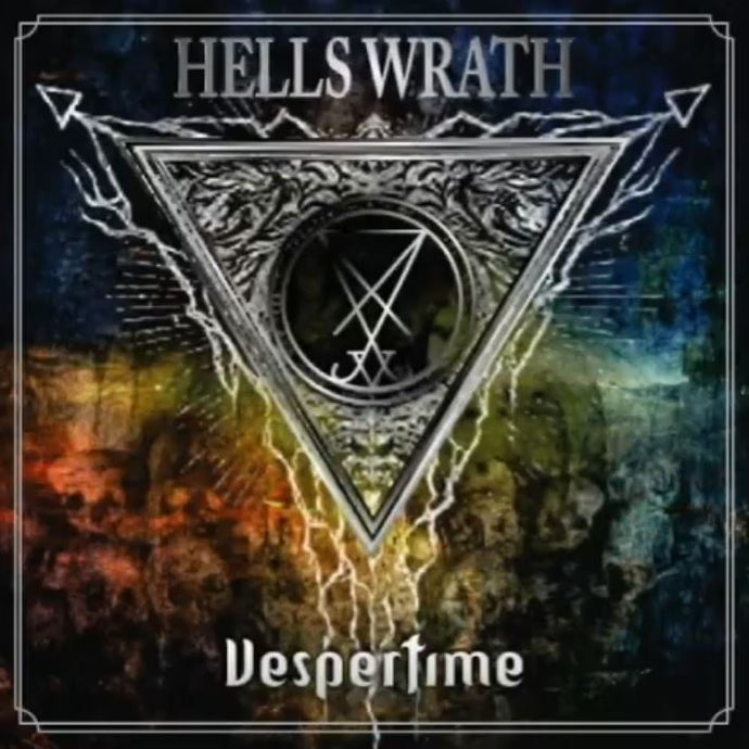 HELL'S WRATH: Vespertime (CD)