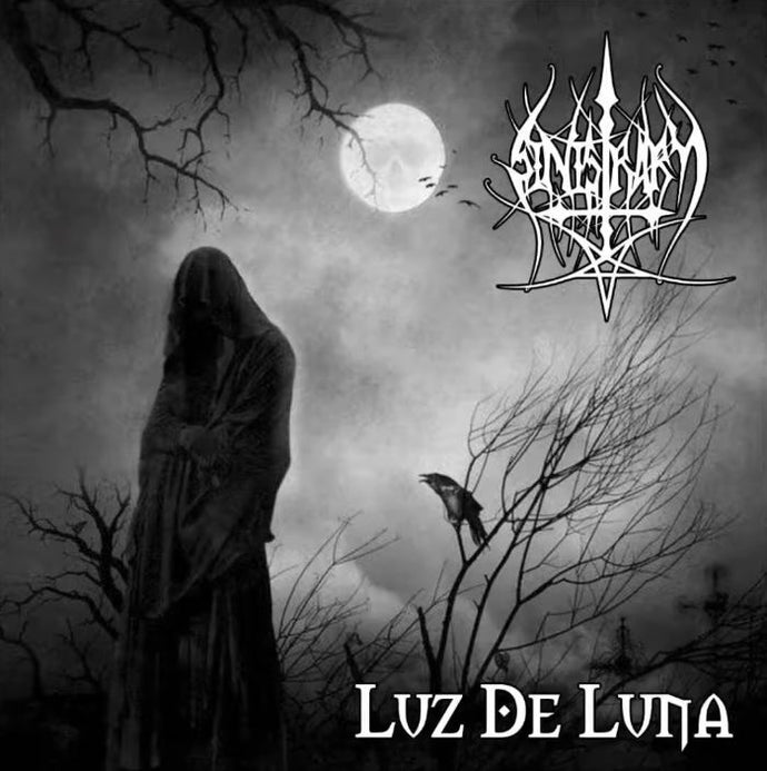 SINISTRARY: Luz de Luna (CD)